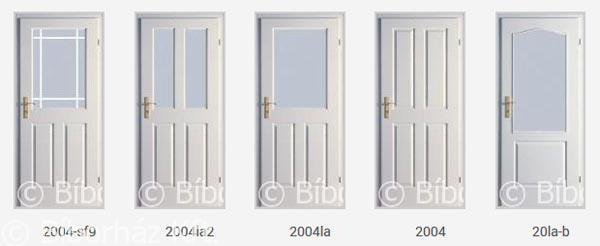 classic festett beltéri ajtóink
