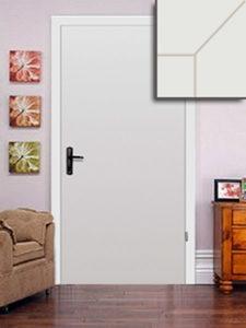 Festett MDF beltéri ajtó, telelapos, normál tokkal, 68.000+áfa