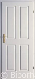 Classic (Fehér) – Lakköntött beltéri ajtók, RAKTÁRRÓL