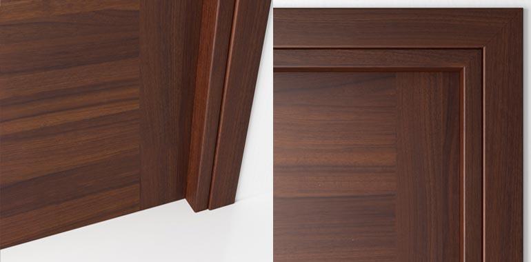 Miért jobb a CPL fóliás ajtó a dekorfóliás ajtónál?