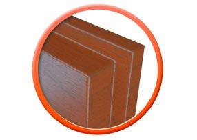 dekor plusz belteri ajto szerkezet 04 lekerekitett elek