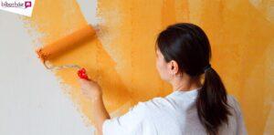 A színesre tervezett falak esetében a színkeverés problémáira szokták a figyelmet felhívni