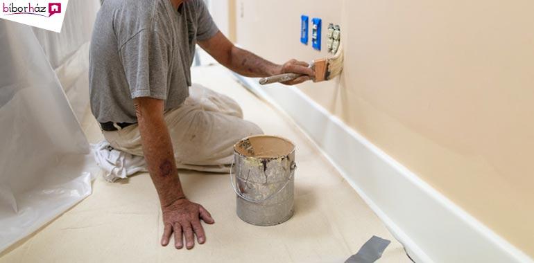 A szép és sokáig kitartó festés érdekében alapoznunk kell