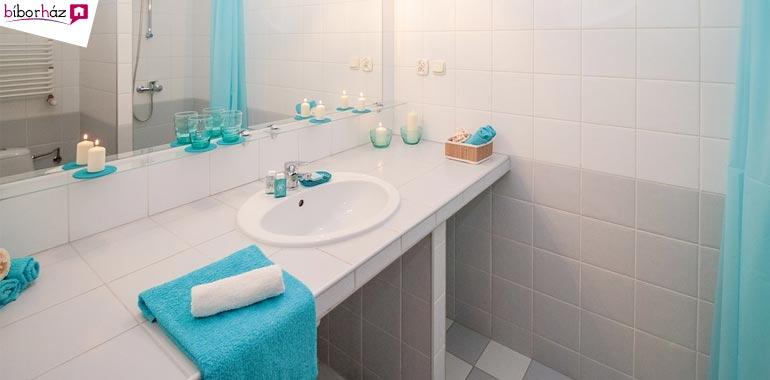 Fürdőszoba trendek - 2020