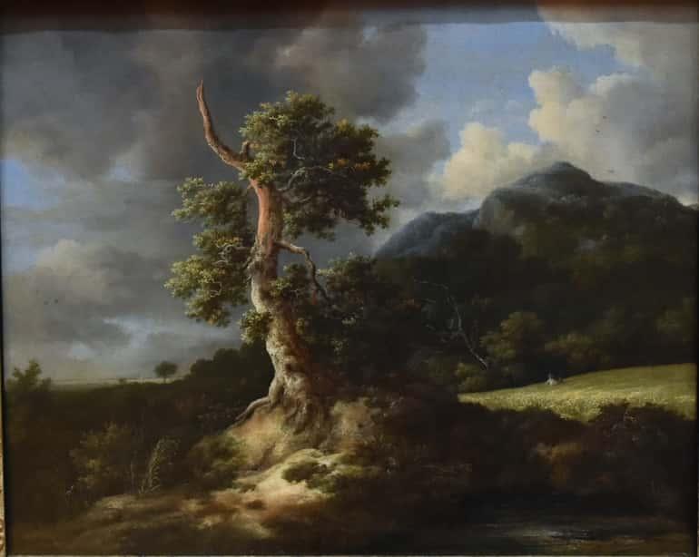 A tölgyfa már az ókori görögöknél is fontos jelkép volt, mivel leveleinek susogásából jósoltak.