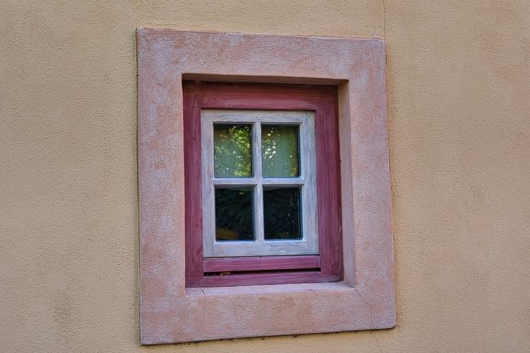 Átméretezett ablak