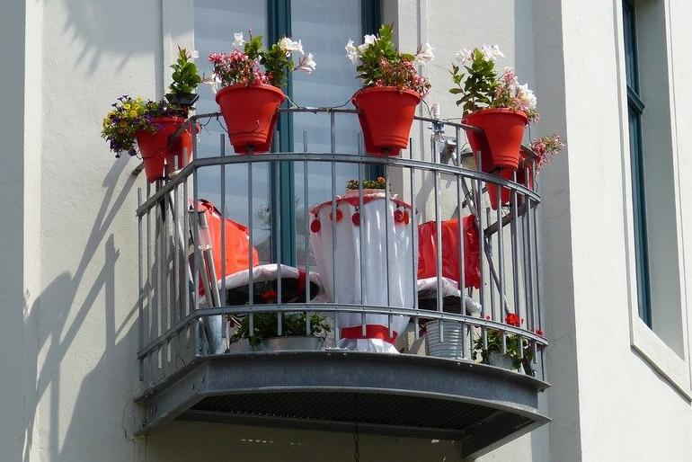 Ötletek, hogy az erkély ne lomtároló legyen