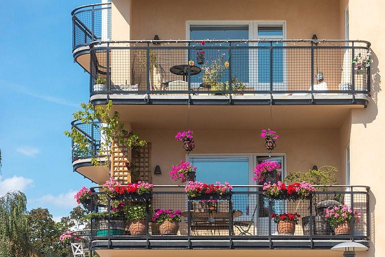 Az erkély meglétét a lakáshirdetések manapság is kiemelik, és ez nem véletlen.