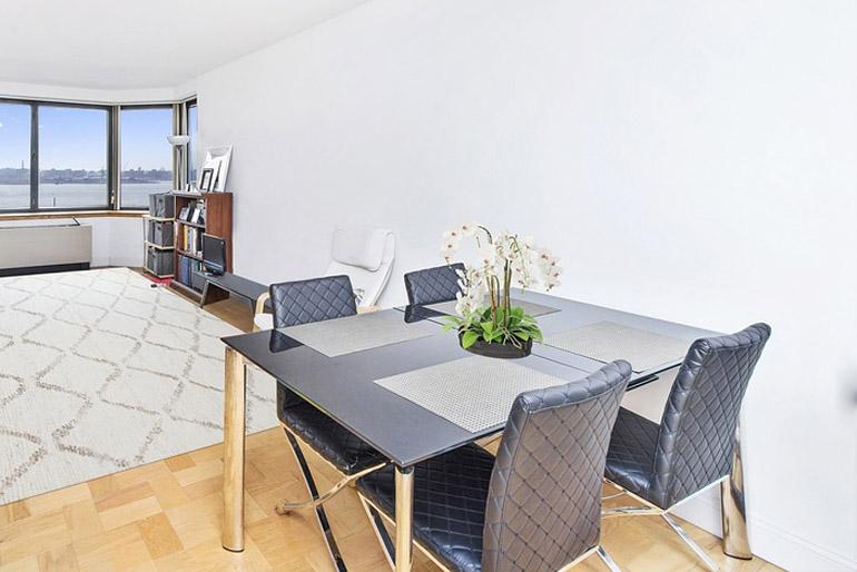 A nappali-étkező kombináció esetén érzékeltetni kell a két funkció közötti lényegi eltérést.