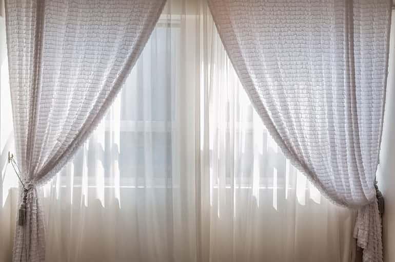 Jacquard függöny