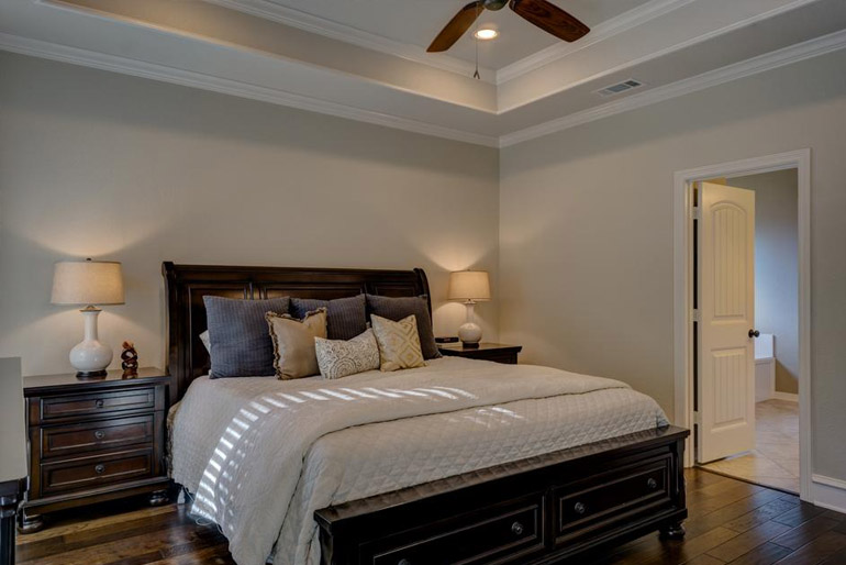 A matracok kiválasztása döntő lehet a kellemes alvás szempontjából. Franciaágy.
