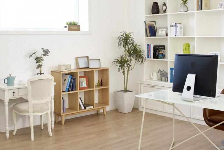 A laminált padló soha ne legyen ugyanolyan színű, mint a bútorok.