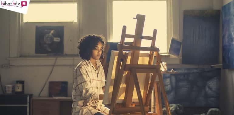 Műteremlakás – ahol a kreativitás találkozik a praktikummal