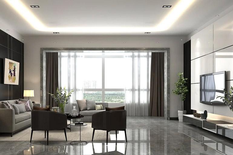Lakásunk multifunkcionális helyisége – a nappali