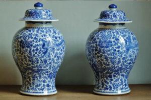 Távol-kelet, Kína, porcelán
