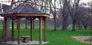 A kerti béke palotái – pergola, pavilon, gazebo