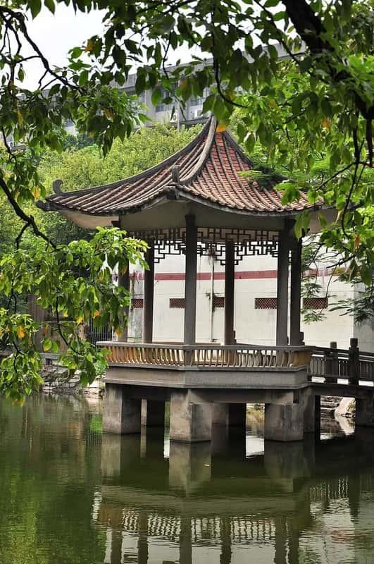 kínai pavilon