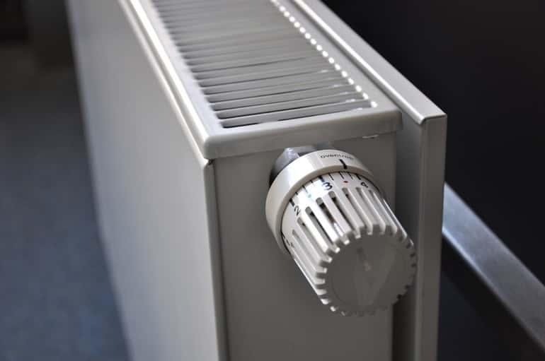 sík felületű radiátor