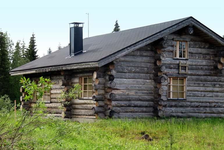 A megfelelő környezetbe telepítve a ház és a táj egymás kiegészítői lesznek.