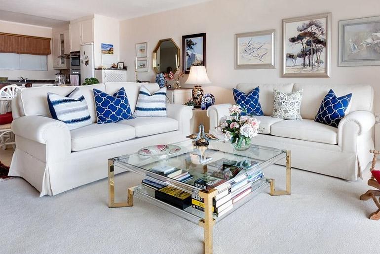 Érdemes a lakást takarítás szempontjából zónákra osztani.
