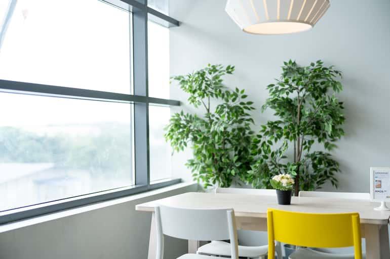 A lakás természetes világításáért felel