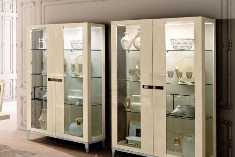Vitrin - üveges szekrények