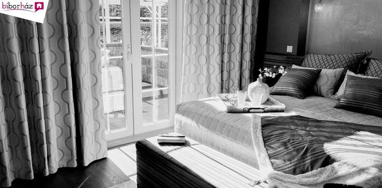A feng shui hálószobában legyen mindig friss a levegő.