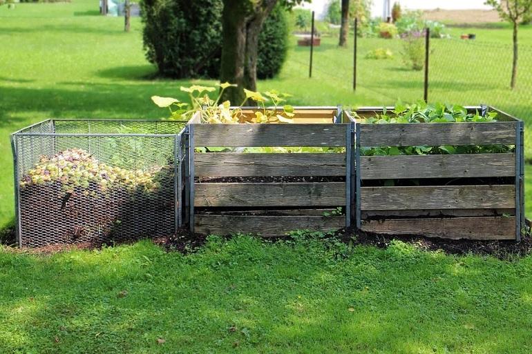 Négy alapvető feltételt kell megteremtenünk a jó minőségű komposzt előállítása érdekében.